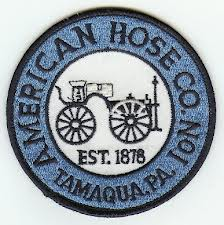 American Hose Co Monthly Meeting
